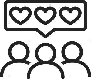 Clientes satisfechos con empresa de diseño web