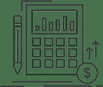 Calculadora de presupuesto de empresa de diseño web